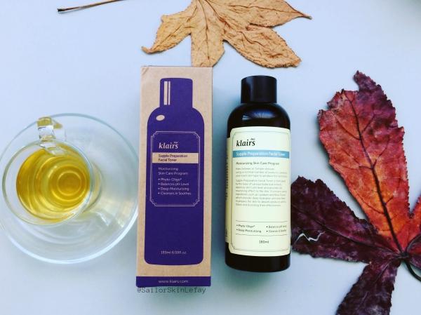 Klairs Supple Preparation Facial Toner Review – Sailor Skin